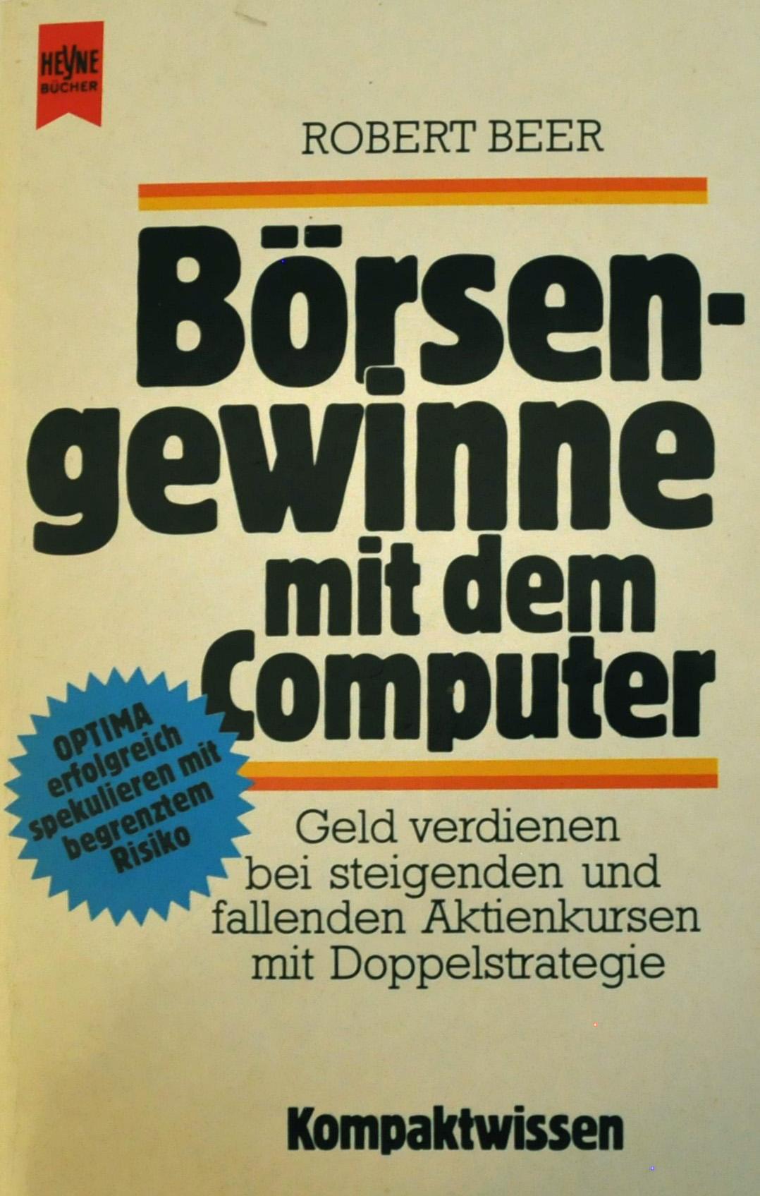 Börsengewinne mit dem Computer